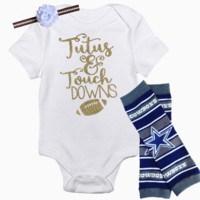 Dallas Cowboys Baby Outfit