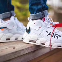 OFF-WHITE x NIKE AIR MORE UPTEMPO 2018