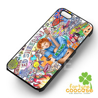 Ed Sheeran Colorful Art - azia for  iPhone 4/4S/5/5S/5C/6/6+,Samsung S3/S4/S5/S6 Regular/S6 Edge,Samsung Note 3/4
