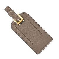 Luggage Tag - Leather