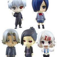 Aoshima Tokyo Ghoul SD Figure Swing Collection Set of 5