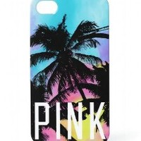 Victoria's Secret PINK Hard iPhone 5 Case Palm Trees