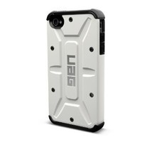 URBAN ARMOR GEAR Case for iPhone 4/4S, White
