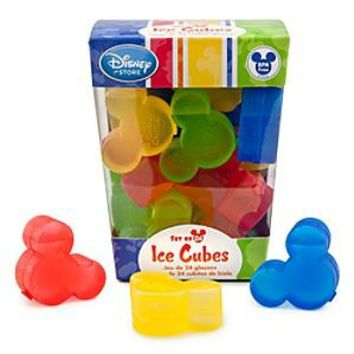 Mickey Mouse Icon Reusuable Ice Cubes - Summer Fun | Disney Store