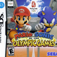 Mario and Sonic Olympic Games - Nintendo DS (Game Only)
