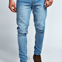 Men's Jeans | Skinny, Straight, Slim Fit, Acid Wash Men's Denim Jeans | boohoo