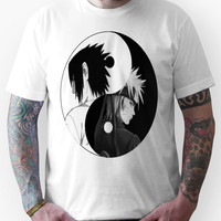 sasuke and naruto Unisex T-Shirt