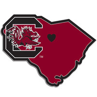 S. Carolina Gamecocks Home State Decal