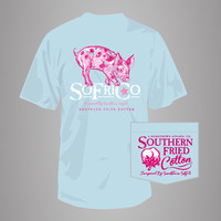 Southern Fried Cotton Pig