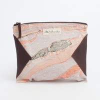 Marble Clutch small