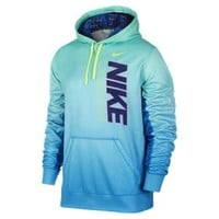 The Nike KO Pullover Men's Lacrosse Hoodie.