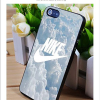 Nike Cloud iPhone for 4 5 5c 6 Plus Case, Samsung Galaxy for S3 S4 S5 Note 3 4 Case, iPod for 4 5 Case, HtC One for M7 M8 and Nexus Case