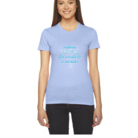Without music life would be a mistake - Women's Tee
