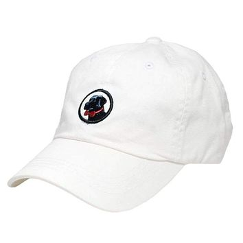 Frat Hat in White by Southern Proper