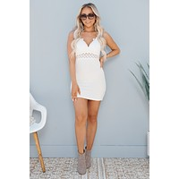 Type Of Love Dress (Off White)