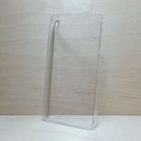 Hard Plastic Case for iphone 4 / 4s - Clear