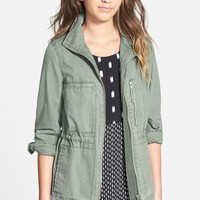 Women's Madewell 'Outbound' Military Jacket