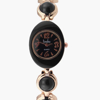 Pearl Accent Wrist Watch