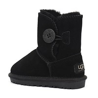 UGG Girls Boys Children Baby Toddler Kids Child Fashion Casual Boots Shoes-8