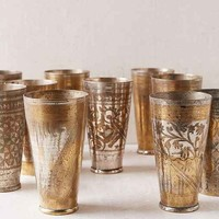 Silk Roads Vintage Brass Cup