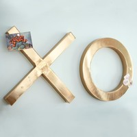 Emily + Meritt XOXO Wall Décor, Set of 2