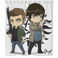 Supernatural Shower Curtain