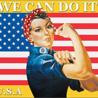 We Can Do It (Rosie the Riveter)