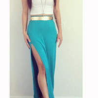 sirenlondon — Beach and Split Skirt