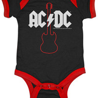 AC/DC Gibson Ringer One Piece