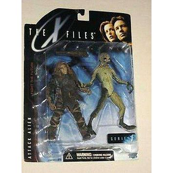 The X-Files Alien Attack Series 1 Action Figure by McFarlane Toys NIB Caveman