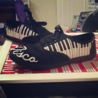 Panic! At the Disco keyboard shoes