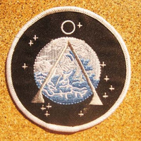 Stargate SG1 Project Earth Patch 9x9 cm 35 by happinessseller2530