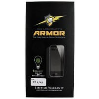 iPhone 4/4s Front Antiglare Screen Protector - 100% Recycled Materials - Go Green - Lifetime...