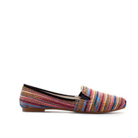 MULTICOLORED SLIP-ONS - TRF - New this week - ZARA United States