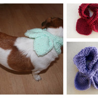 Pets Lover Dog Neckwear Puppy Pets Fashion Clothing Infinity Scarf Small Animal Soft Cotton Scarf - By PIYOYO