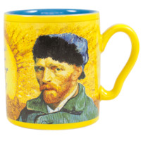 Van Gogh Disappearing Ear Mug :: Unemployed Philosophers Guild