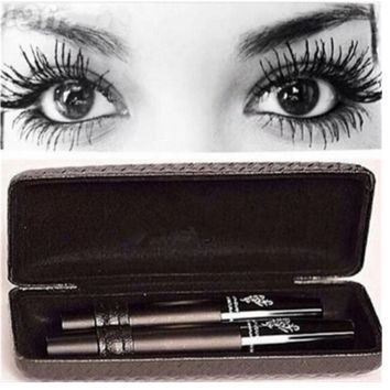3D Fiber Lash Mascara Set Women Makeup Tool Waterproof Eyes Lash [6280607812]