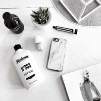 Classic iPhone 6s & 6s Plus Case (Ivory Marble Pattern) by Casetify