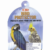 Bird Protector for Large Birds/Cages