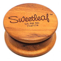 Sweetleaf Original Wooden Herb Grinder