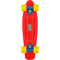 Retro Skateboards Red, Yellow, & Blue 22.5 Cruiser Complete at Zumiez : PDP