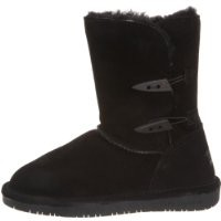 Bearpaw Abigail Boot 8 Inch Boot Black 5