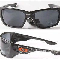 Oakley Matte/Black_Black/Polarized Gascan Polarized Sunglasses