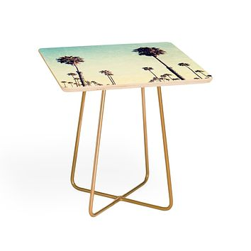 Bree Madden California Palm Trees Side Table