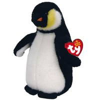 Ty Beanie Babies Admiral Penguin