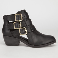 SODA Junia Womens Booties | Boots