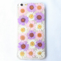 Colorful Daisy Iphone Case Cover