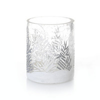 Jackson Frost Glitter Trees : Votive Holder : Yankee Candle