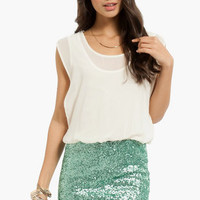 All That Sparkles Dress $42