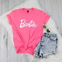 Barbie - Ruffles with Love - Tee